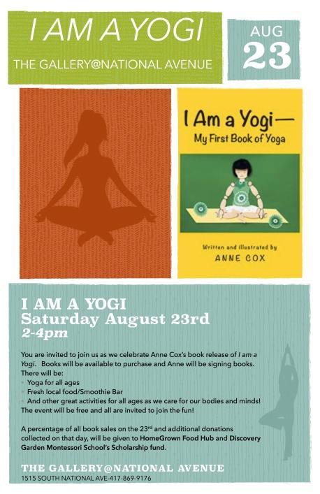 I am a Yogi Event