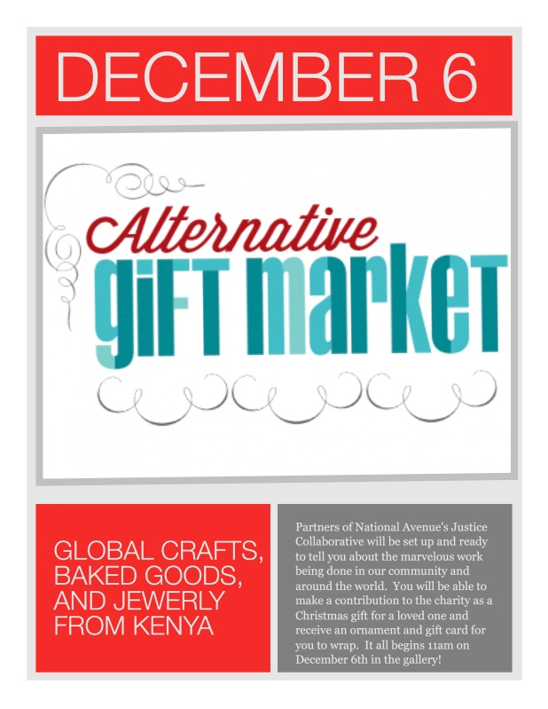 Alternative Gift Market doc 1 Dec 2015