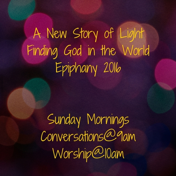 A New Story of Light-Finding God in the World