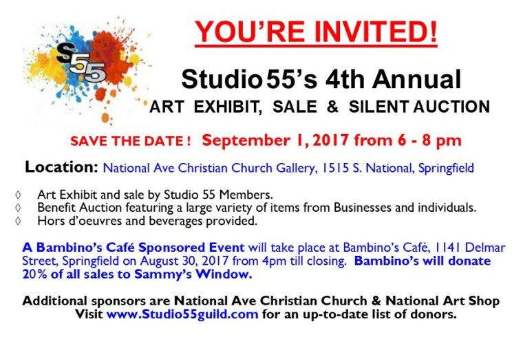 Studio55 mini flyer copy
