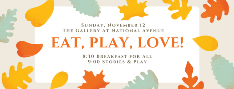 Eat, Play, Love November 2017