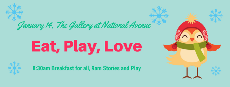 Eat,Play,Love January 18