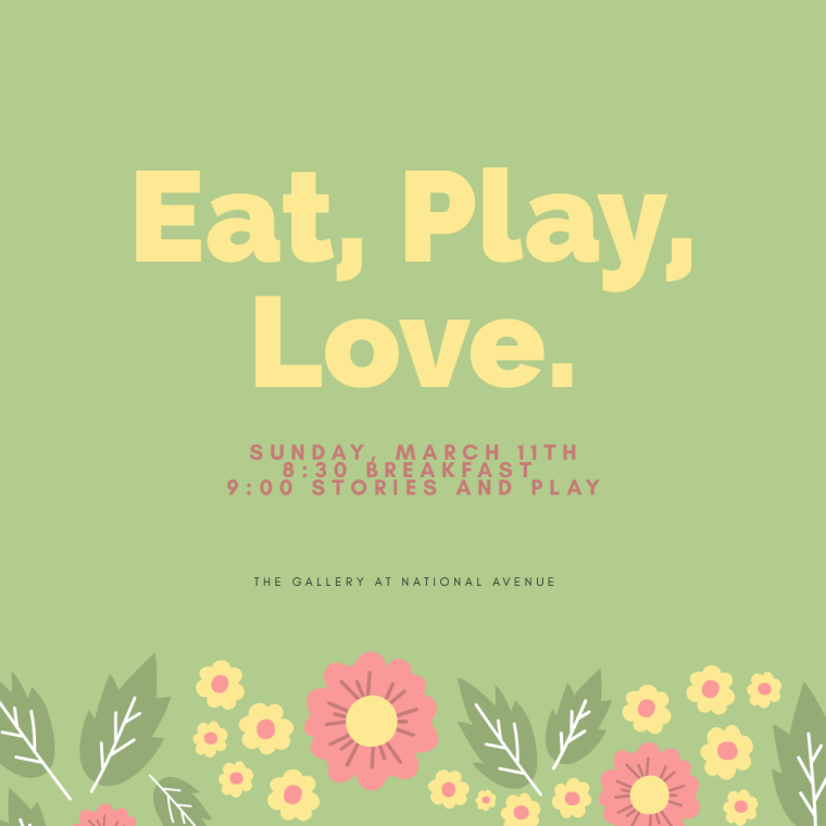 Eat Play Love March