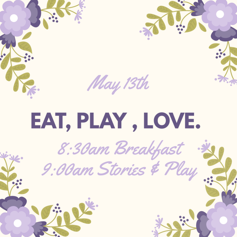 Eat, Play, Love May