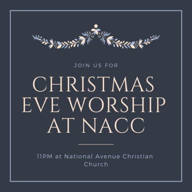 Christmas Eve at NACC