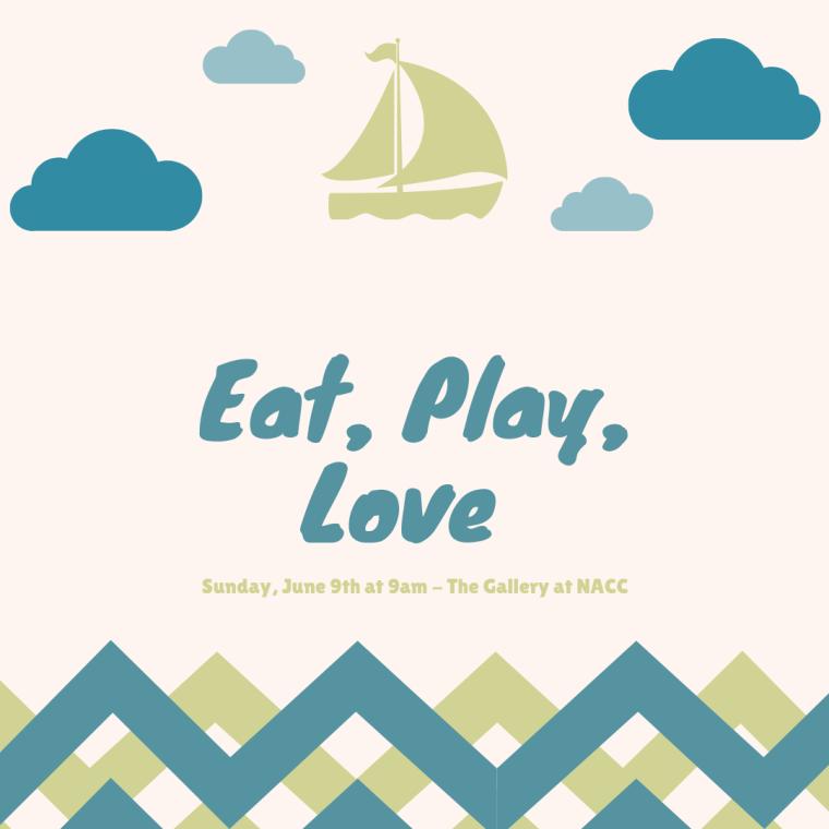 Eat, Play, Love