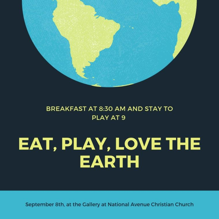 eat, play, love the earth