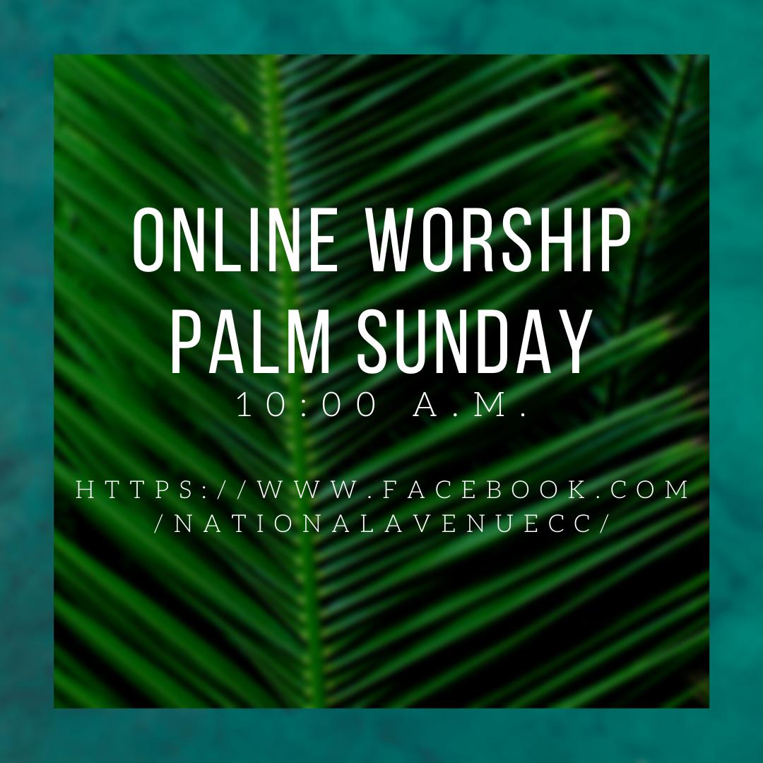 Palm Sunday Online