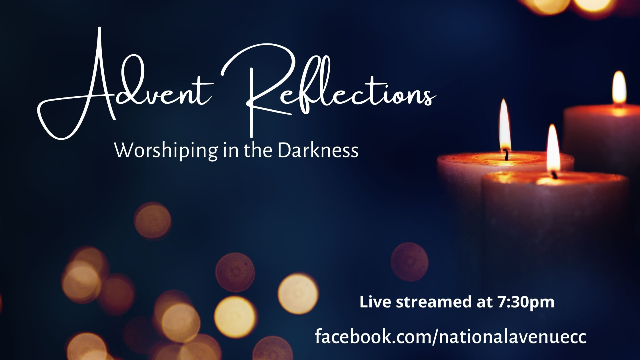 Advent Reflections (1)