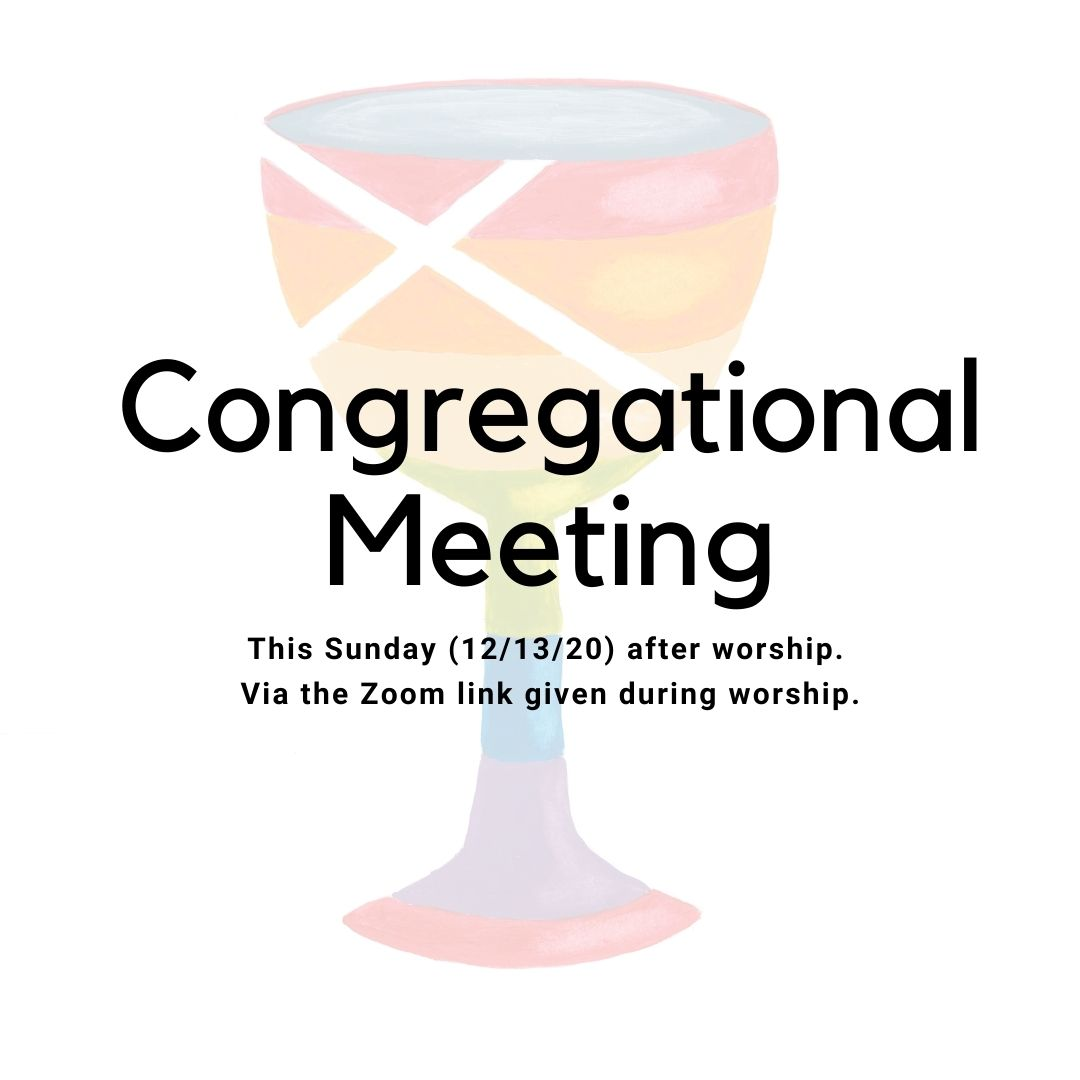 Congregational Meeting (1)